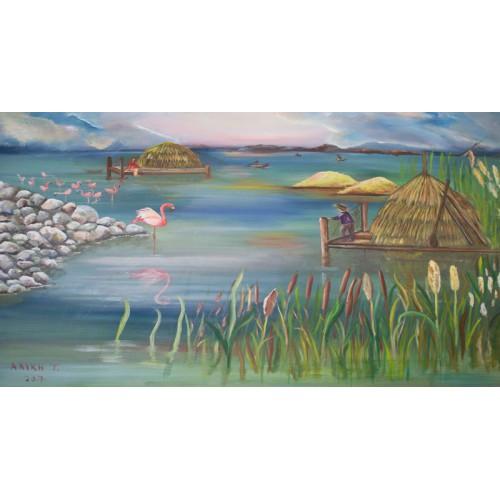 Η Λίμνη Κάρλα