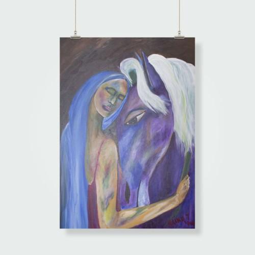 Το Κορίτσι και το Άλογο